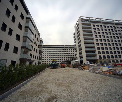 """Edificio """"prè du couvent"""